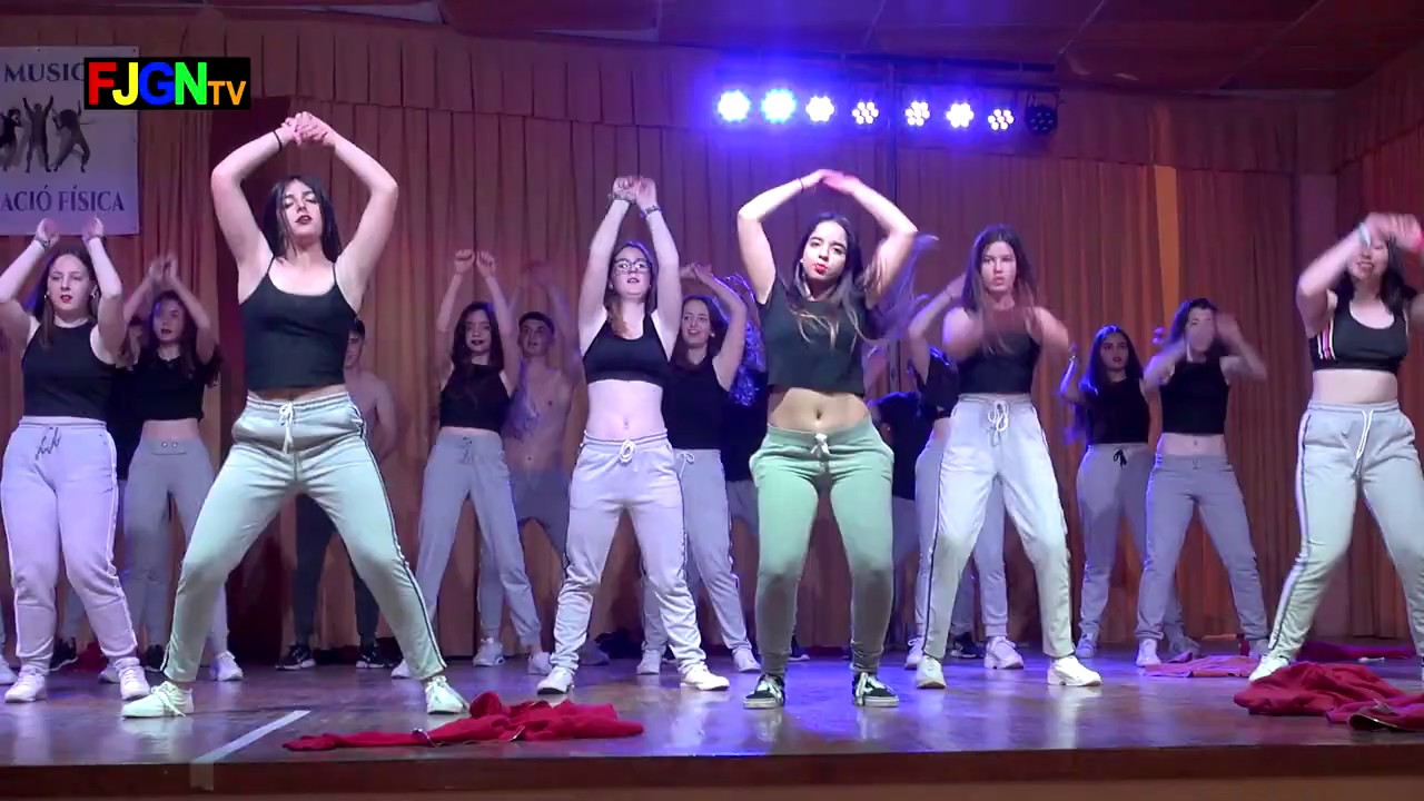 17. No Lie / Taki Taki - Bailes Educacion Fisica 2019 IES Nules