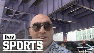 Tyson Fury to Deontay Wilder, 'Suck My Nuts'   TMZ Sports