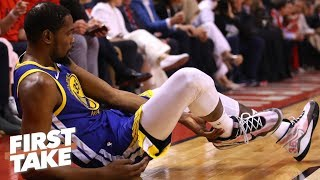 The Nets are taking a huge risk by signing Kevin Durant – Max Kellerman | First Take