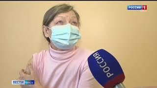 В Омской области сегодня началась масштабная массовая вакцинация