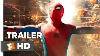 Spider   – Man : Homecoming (2017) Trailer 2