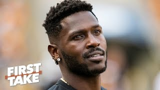 Steelers were pawns in Antonio Brown's plan to get guaranteed money - Will Cain | First Take