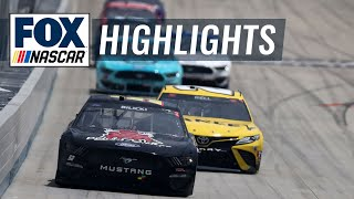 Drydene 400 at Dover | NASCAR ON FOX HIGHLIGHTS