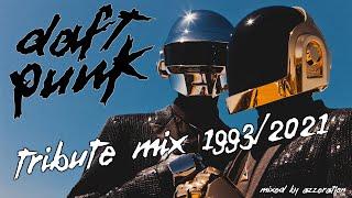 Daft Punk Tribute Mix 1993/2021 (Mixed by Azzeration)