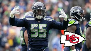 CHIEFS ACQUIRE FRANK CLARK FROM SEAHAWKS FOR MULTIPLE DRAFT PICKS 😮🔥🔥🔥