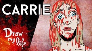 La historia de CARRIE, de Stephen King - Draw My Life
