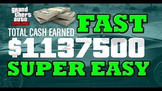 gta 5 online heist most money