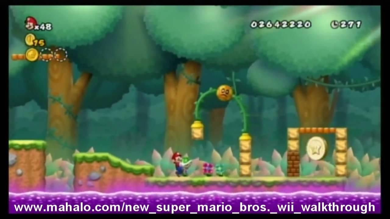 100+ New Super Mario Bros 2 World 6 – yasminroohi