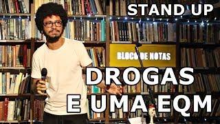 DROGAS E UMA EXPERIÊNCIA DE QUASE MORTE - Stand Up Comedy - João Pimenta