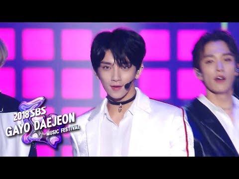 SEVENTEEN - Oh My! ㅣ세븐틴 - 어쩌나 [2018 SBS Gayo Daejeon Music Festival]