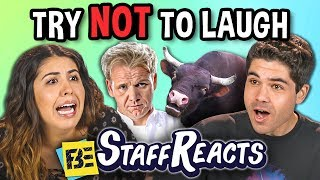 Try to Watch This Without Laughing or Grinning #9 (ft. FBE STAFF)