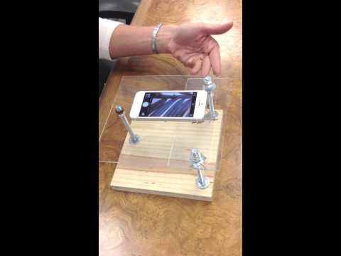Create an iPhone Microscope
