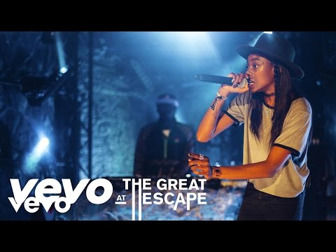 Little Simz - Sit Tight (Live) - Vevo UK @ The Great Escape 2015
