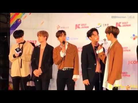 [MARKSON] Jackson x Mark [Moments 2017]