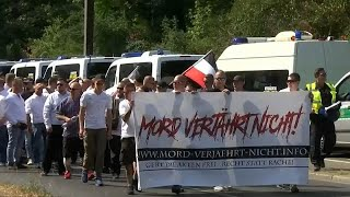 Activists and neo-Nazis clash in Berlin demonstration