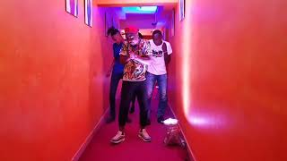new dance move in kenya(kanyanga lami)