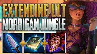 Budget Set! Morrigan Jungle Gameplay (SMITE Conquest)