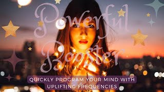 Powerful Booster - Get Instant and Permanent Results + Uplifting Energy - Classical Music