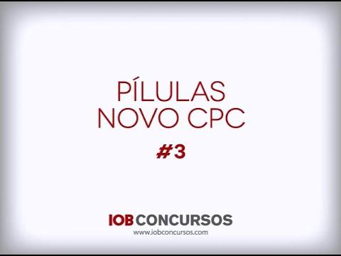 Pílulas Novo CPC - #3 - Profº Costa Machado