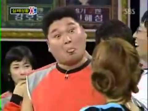 Xman Dangyunhaji   Kang Ho Dong vs Lee Ji Hyun