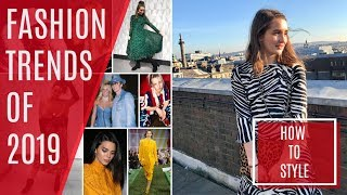TOP WEARABLE FASHION TRENDS OF 2019. | Styling tips | Just Jolie
