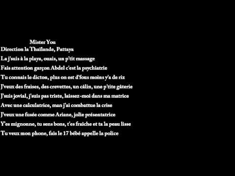 Baixar DJ Abdel Funk You 2 ft. Mister You, Big Ali & Francisco [Lyrics] |Download MP3| [Translate French]
