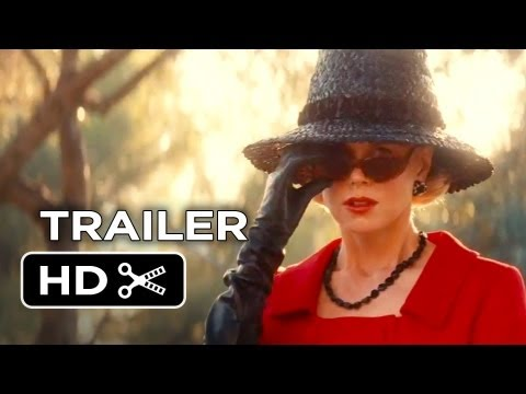 Grace Of Monaco Teaser Trailer #1 (2013) - Nicole Kidman Movie HD