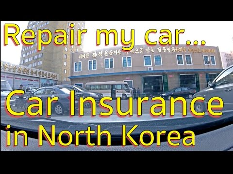 Car Insurance in North Korea
