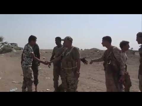 قائد اللواء الرابع حراس جمهورية : الحوثي أخطر وباء يعانيه الشعب اليمني ولابد من اجتثاثه