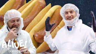 How To Make Sausage with Brad   It's Alive   Bon Appétit