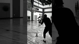Andre Drummond working on his jumper