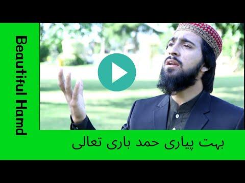 Perwardegar e alam Muhtaj hain tery hum | Hafiz Abdul Mateen Usman | Hamd 2020