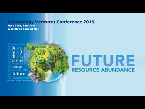 "TVC 2015: Paul O'Callaghan (BlueTech) on ""Innovation & Entrepreneurship for water constraints"""