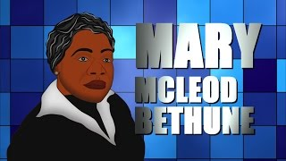 Black History Month Tribute to Mary Mcleod Bethune. Learn about Mary Mcleod Bethune for kids!