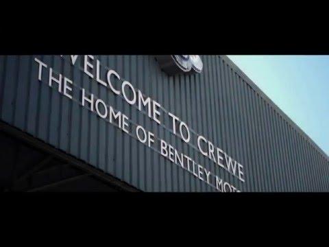 The making of Bentley Bentayga