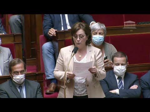 Mme Valérie Beauvais - Soutien aux forces de l'ordre