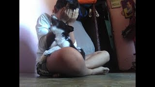 Dogs Reaction To Crying Owner