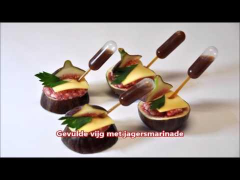 Gourmet - recept- en presentatie-ideeën