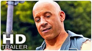 FAST AND FURIOUS 9 Teaser Trailer
