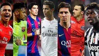 Best Football Skills 2015-2016 HD