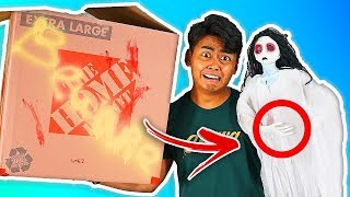 Unboxing a Haunted Mystery Box on eBay! **Scary**
