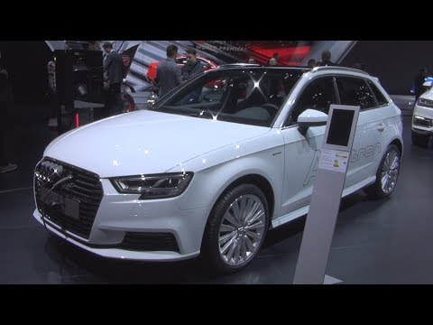 @Audi #A3 e-tron (2017) Exterior and Interior in 3D