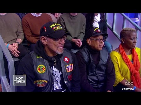 Honoring Those Who Serve on Veterans Day   The View
