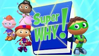 SUPER WHY! - COMPILATION 4 HOURS Episode 1-10   Cartoon For Children   Kids Cartoon