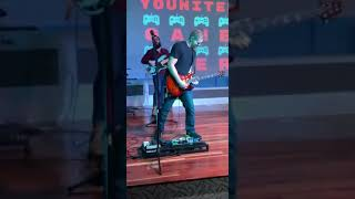 Younited: Deep Cries Out Guitar Solo!