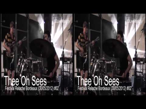 The Best Of 3D Live Music n°1 - Juin 2012