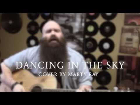 Dancing In The Sky - Dani and Lizzy | Marty Ray Project Cover