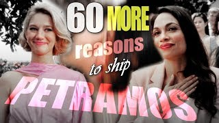 60 MORE reasons to ship PETRAMOS (2)