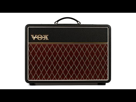 Vox AC10C1 Tube Combo Amplifier Review by Sweetwater Sound