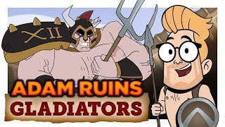 The Truth About Ancient Gladiators